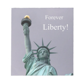 Forever Liberty! Notepad