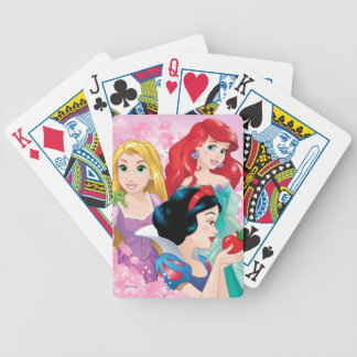 Forever Princess Bicycle Playing Cards