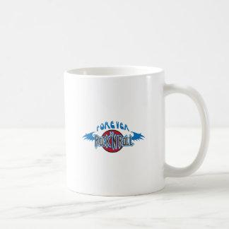 Forever Rock N Roll Mugs