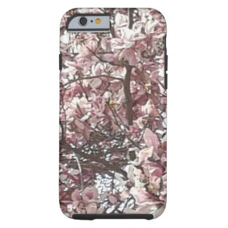 Forever Spring Magnolia iPhone Case