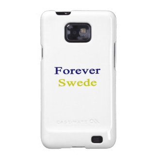Forever Swede Samsung Galaxy SII Cover