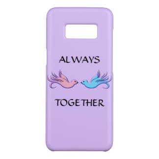 Forever Together Case-Mate Samsung Galaxy S8 Case