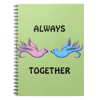 Forever Together Notebooks