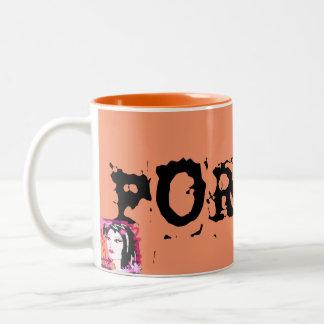 Forever Two-Tone Coffee Mug