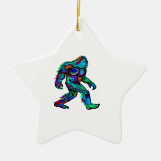 Forever Yeti Ceramic Ornament