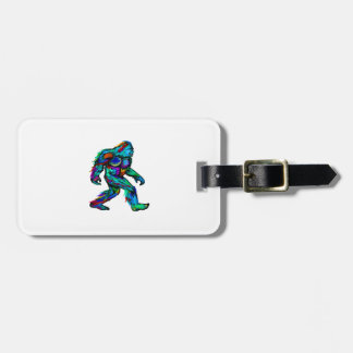 Forever Yeti Luggage Tag