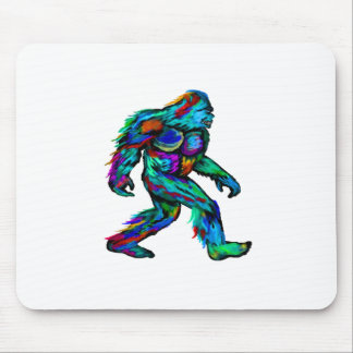 Forever Yeti Mouse Pad