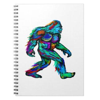 Forever Yeti Notebooks