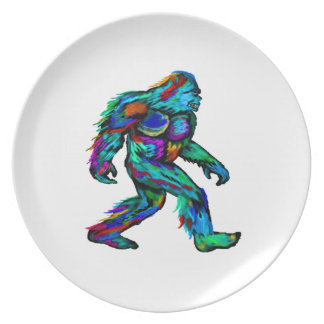 Forever Yeti Plate