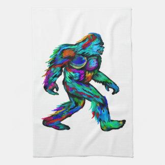 Forever Yeti Tea Towel