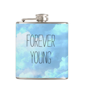 Forever Young Flask