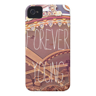 Forever young iPhone 4 case