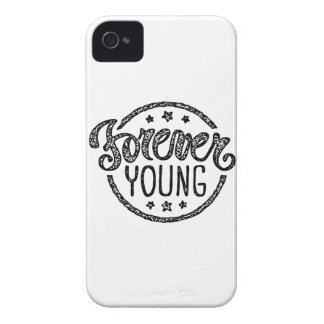 Forever Young iPhone 4 Cases