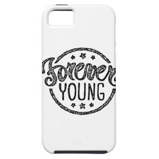 Forever Young iPhone 5 Cases