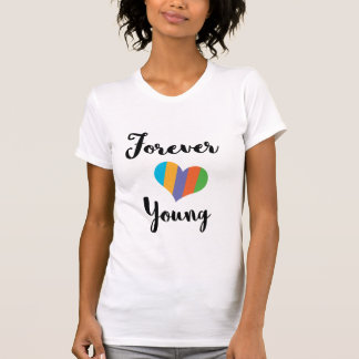 Forever Young R+F, skin care consultant T-Shirt