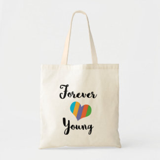 Forever Young R+F, skin care consultant Tote Bag