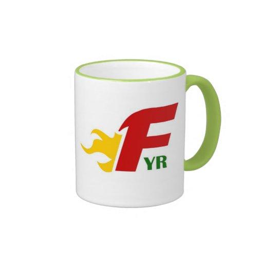 Forever Young Revolution Mug