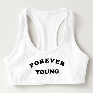 FOREVER YOUNG SPORTS BRA