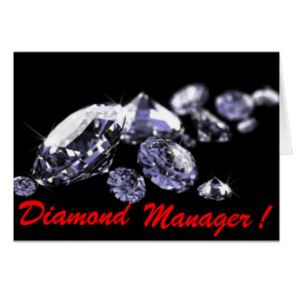 Foreverliving Diamond Note Card