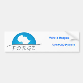 FORGE Standard Bumper Sticker