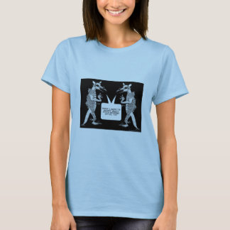 """""""Forget Fairytales"""" by Christine Stoddard T-Shirt"""