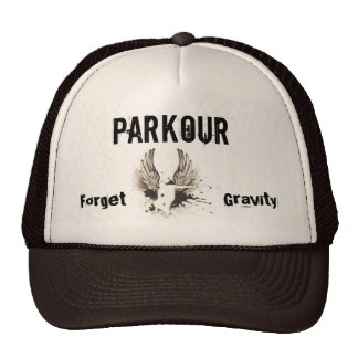 Forget Gravity, Parkour Cap