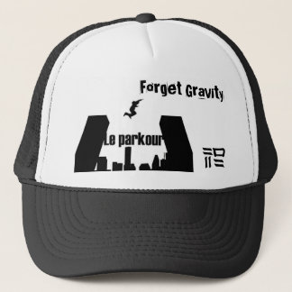 Forget Gravity Trucker Hat