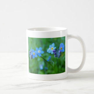 Forget-me-not Blues Coffee Mug