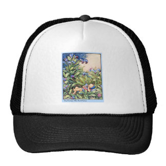 Forget-Me-Not Fairy Cap