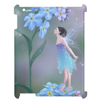 Forget-Me-Not Flower Fairy iPad Case