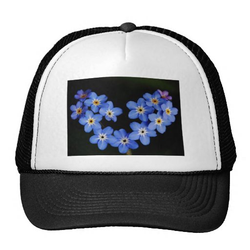 Forget me not hats