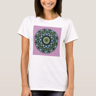Forget-me-nots 001 01, Forgetmenot, Nature Flower T-Shirt