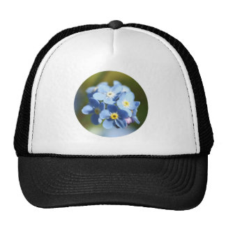 Forget Me Not's Cluster Mesh Hats