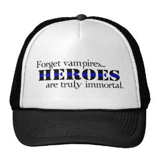Forget Vampires Cap
