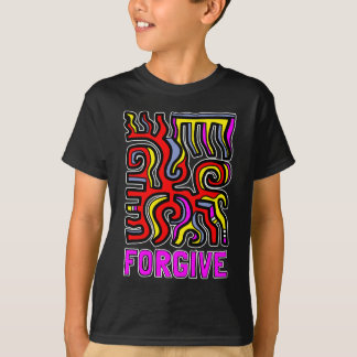 """Forgive"" Kids' Hanes TAGLESS® T-Shirt"