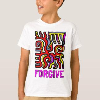 """Forgive"" Kids' Hanes TAGLESS® T-Shirt"