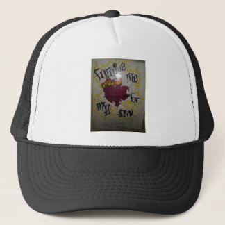 Forgive me for my sins trucker hat