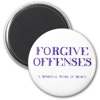 Forgive offenses magnets