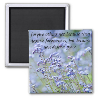 Forgive others encouragement Magnet