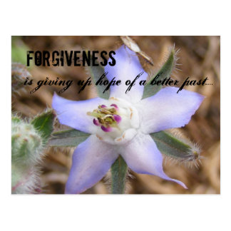 FORGIVENESS, is giving up hope of a b... Postcard