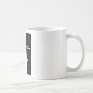 Forgiveness is the key coffee mug