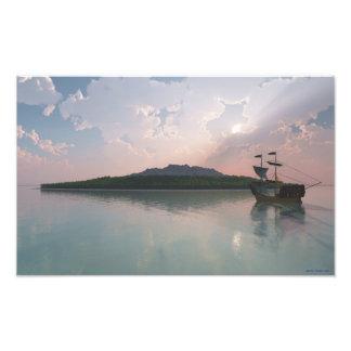 Forgotten Archipelago Pt 1 Photoprint Photograph