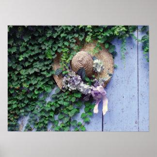 Forgotten Bonnet Art Photo Print