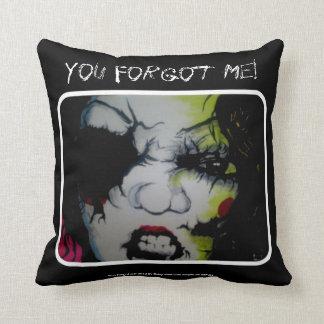 'Forgotten Doll' (Throw) American MoJo Pillow Throw Cushions