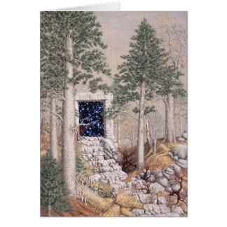 Forgotten Gate, by Darlene P. Coltrain Card