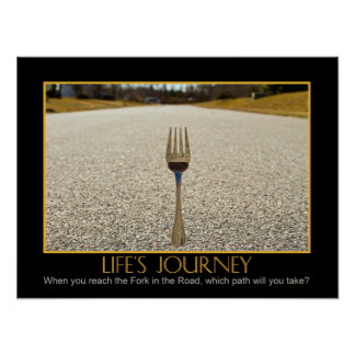 Fork in the Road poster
