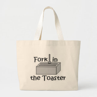 Fork in the Toaster Bag