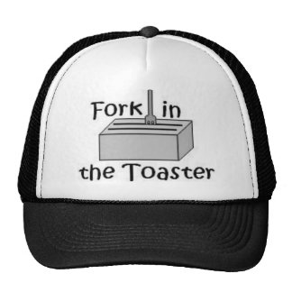 Fork in the Toaster Hat