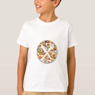 Fork Knife Foods Shirt