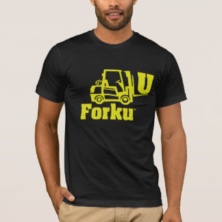 fork U T-Shirt